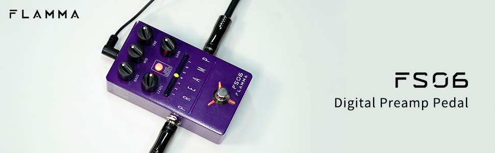 preamp pedal