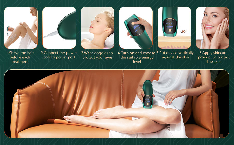 laser hair removal for women permanent