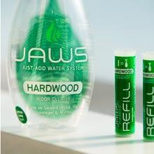 JAWS Hardwood Floor Cleaner