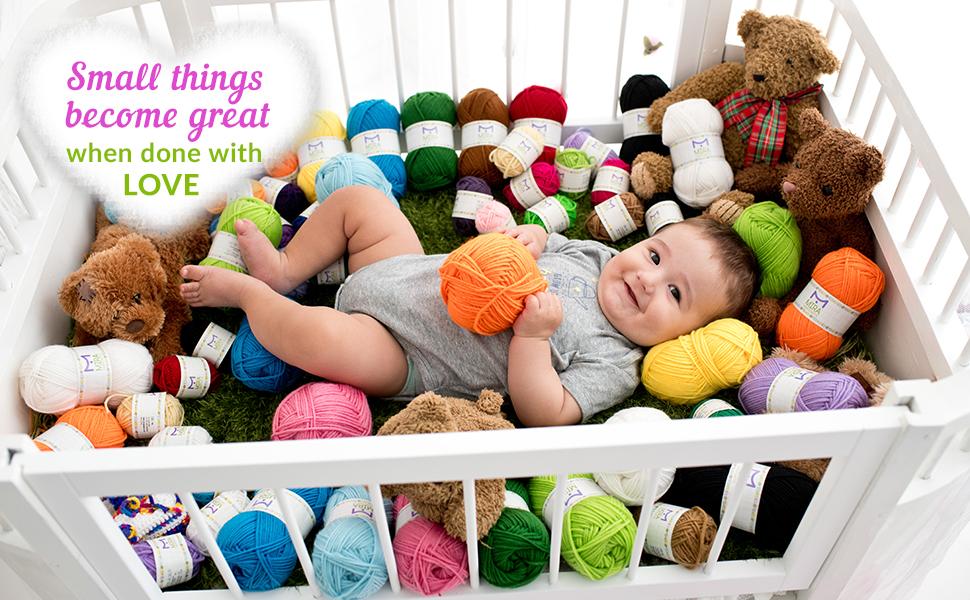 yarn bonbons, yarn crafts, yarn arts, string arts, girls crafts, knitting, crochet