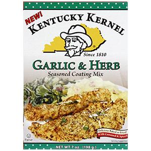 Kentucky Kernel - Garlic and Herb