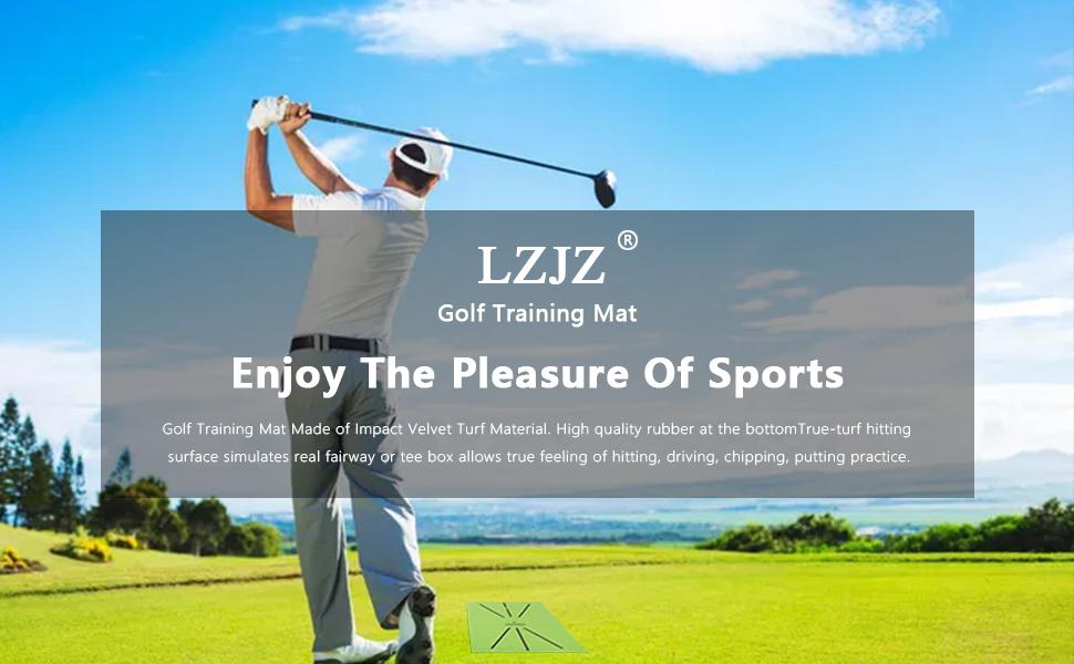 Golf Training Mat