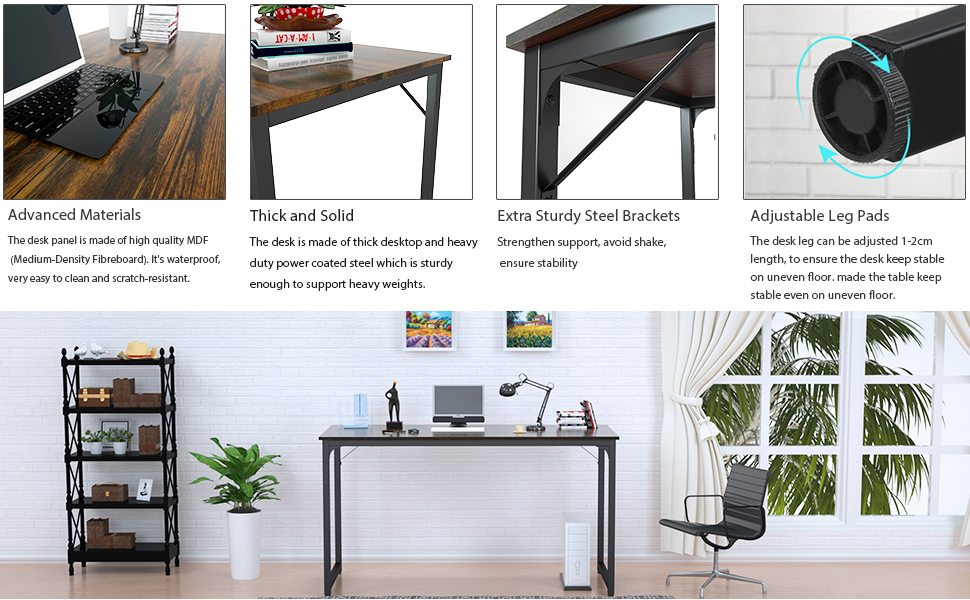55 office table