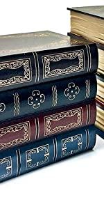 Book Stoppers Box 2 Hamlet Bookends Bookends for Shelves Book Shelf Holder