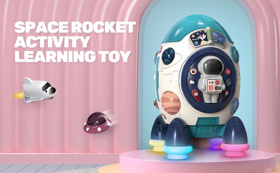 baby activity cube toys