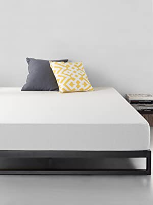 Zinus trisha Steel Metal minimalist bed base