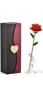 Forever Preserved Artificial Rose