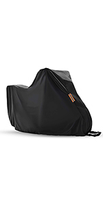 Aidetech Motorcycle Cover, All-Season Protection