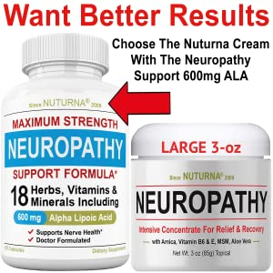 neuropathy support supplement