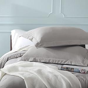Bedsure | Ultra Soft Hypoallergenic Microfiber Duvet Cover Set 11