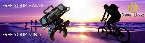 SL-30 Sheer Living Phone Holder
