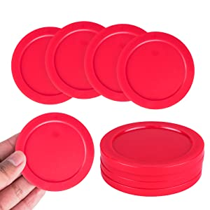 Table hockey Foosballs Replacement Balls, birthday party games, gameroom accessories, hockey party