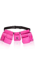 Pink Tool Belt