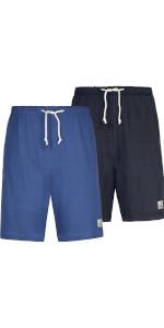 Pack of 2 Charle sleeping shorts.