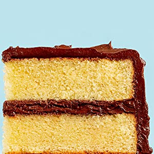 Birch Benders Keto yellow cake vanilla frosting Mix Gluten free no sugar grain free healthy diet
