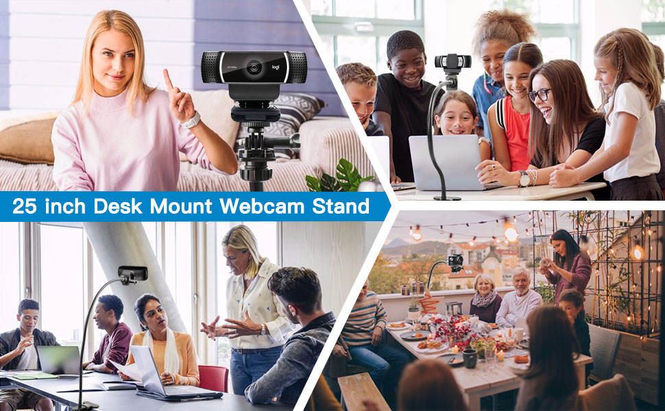 Desk Mount Webcam