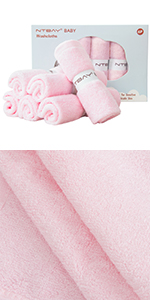 NTBAY Washcloths