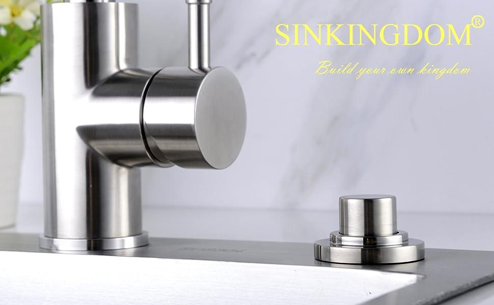 sinkingdom air switch kitchen