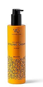 Vicious Curl Anti-Gravity Styling Cream