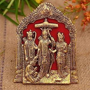 Ram darbar idol, ram darbar showpiece wall hanging