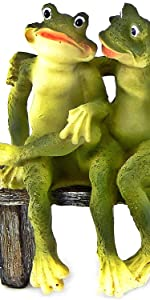 frog statues and figurines for outdoors frog statues for garden frog yoga statue