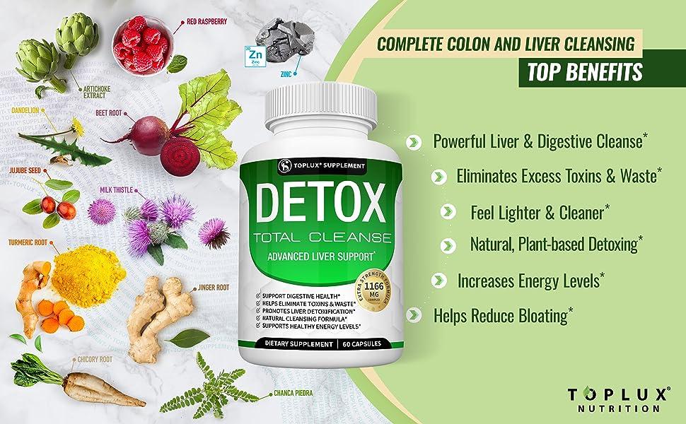 detox cleanse toplux
