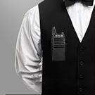 mini walkie talkie for Restaurant/hotel