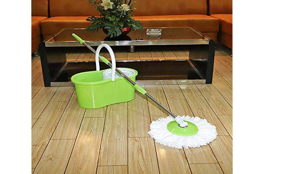 magic floor mop– makes cleaning hassle-free.