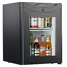 mini bar fridge hotel chiller cooler drinks cabinet home kitchen