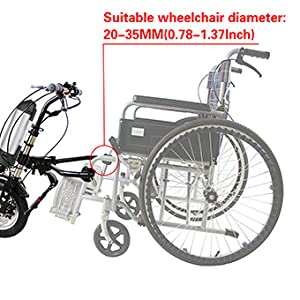 electric handcycle