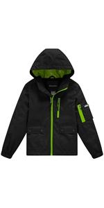 Boy's Spring Lightweight Jacket
