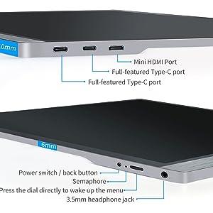 HDMI Type C interface