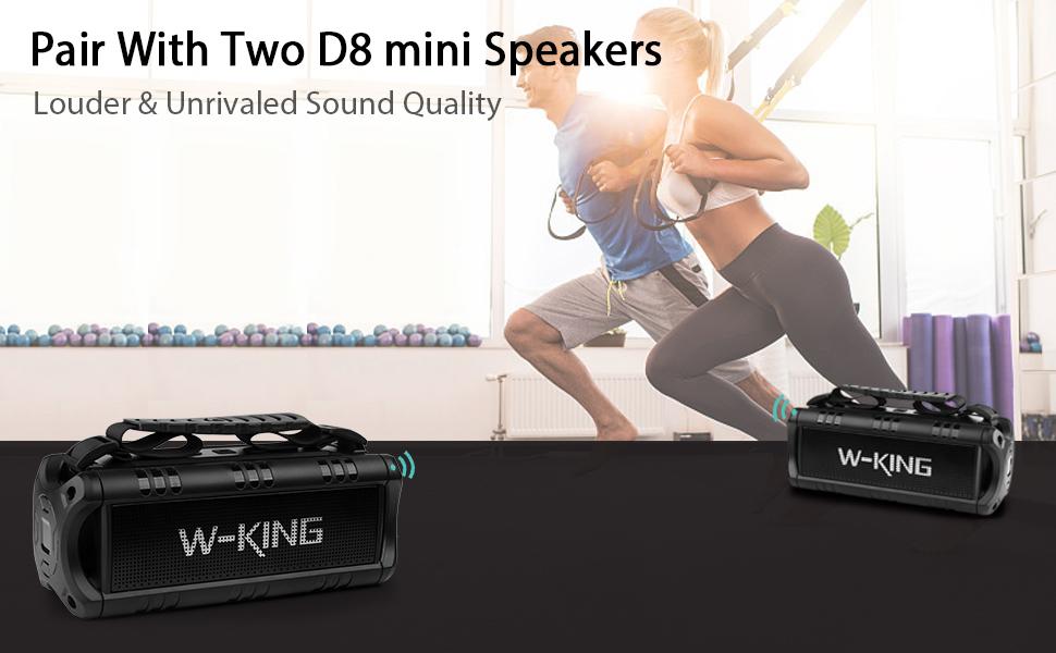 TWS Bluetooth Speaker