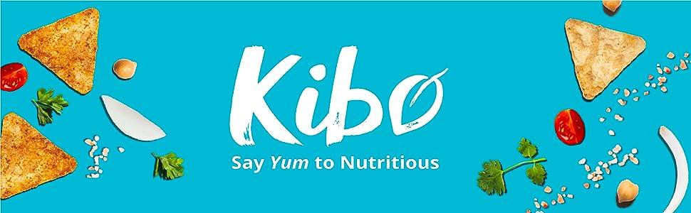 "Kibo ""Say Yum to Nutritious"""