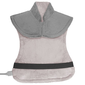 neck heating pad for neck pain