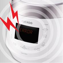 Cuckoo CRP-P1009S Multiple fonctions de cuisson
