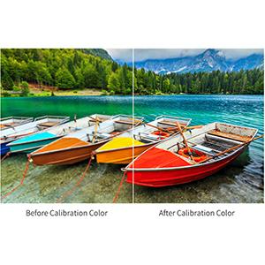 Professional Color Calibration