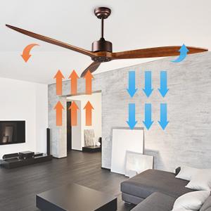 reiga ceiling fan