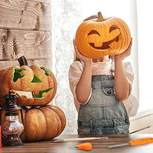 pumpkin carving kit