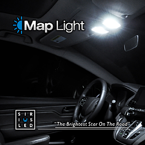 Map Light LED upgrade