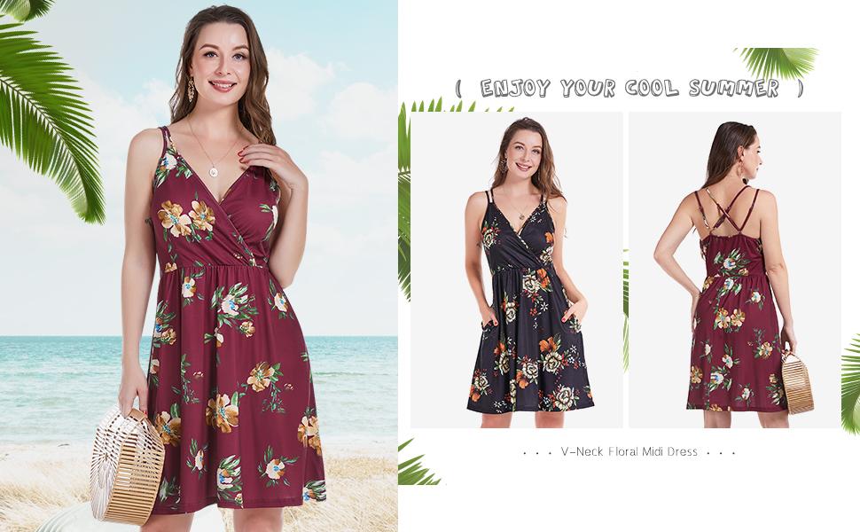 women sundress