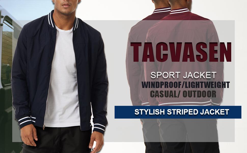 spring fall jacket for men
