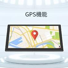 GPS&デュアルWIFI搭載