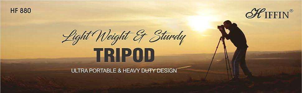 HIFFIN Tripod