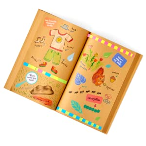 writing journal drawing draw paint color paper tape arts and crafts kit box supply supplies