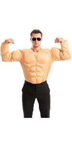 Body Builder costume