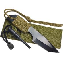 KNIFE SHEATH MINI FERRO ROD MEN GIFTS