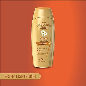 Manzanilla Gold Shampoo