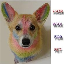 Hair Coloring Dye Wax