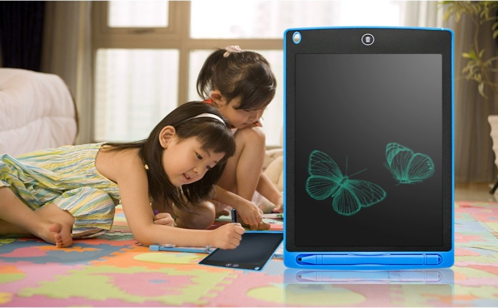 """LCD Writing Tablet, Electronic Writing & Drawing Board Doodle Board,8.5"""""""